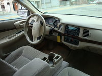 Picture of 2001 Chevrolet Impala Base, interior