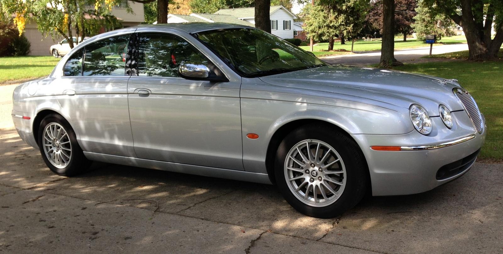 2007 Jaguar S-TYPE - Pictures - CarGurus