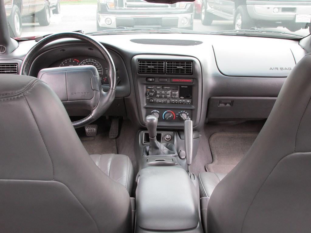 1999 Chevrolet Camaro Interior Pictures Cargurus