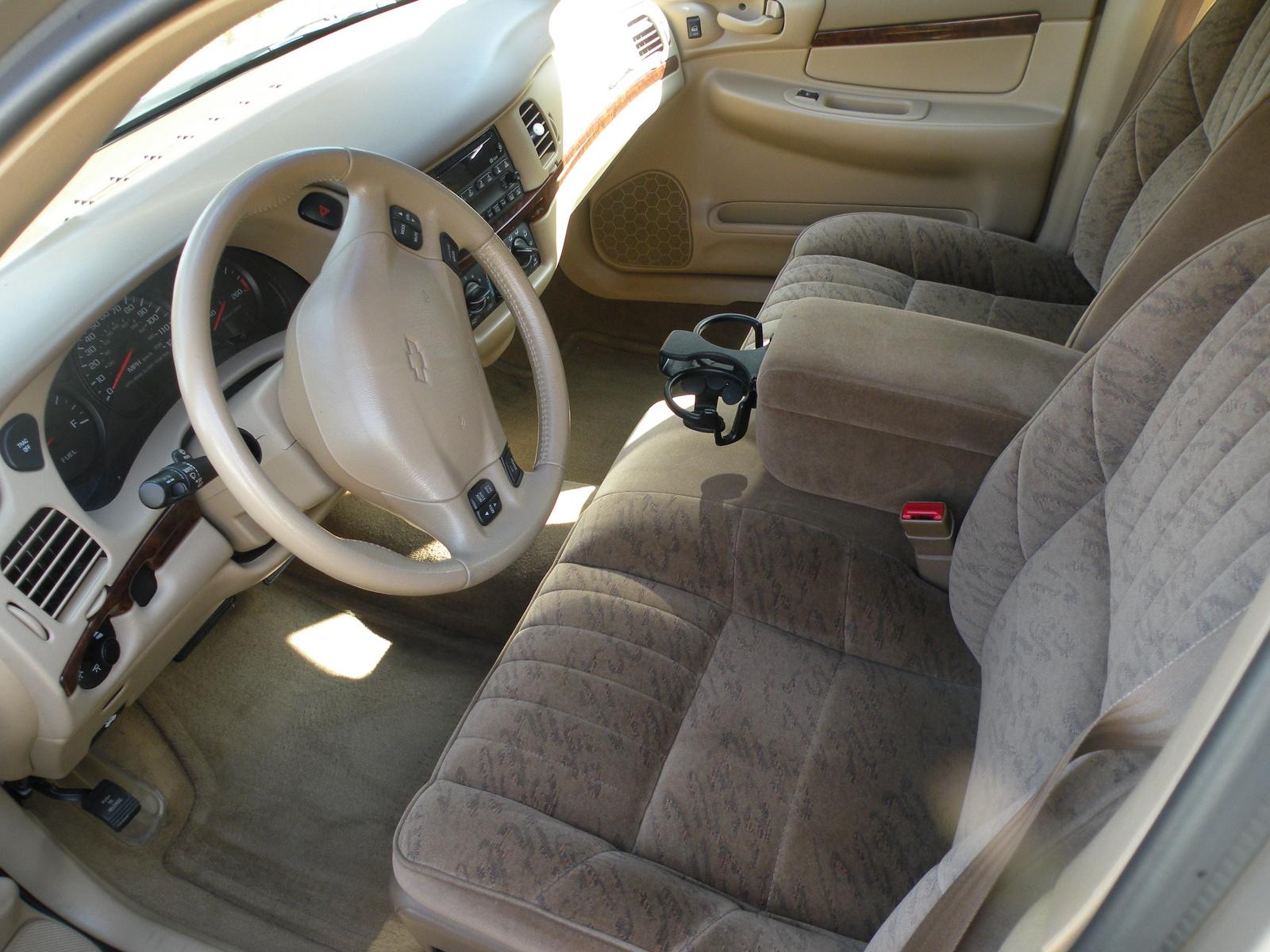 2001 Chevrolet Impala Interior Pictures Cargurus