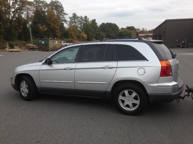 2005 chrysler pacifica trim information cargurus. Cars Review. Best American Auto & Cars Review