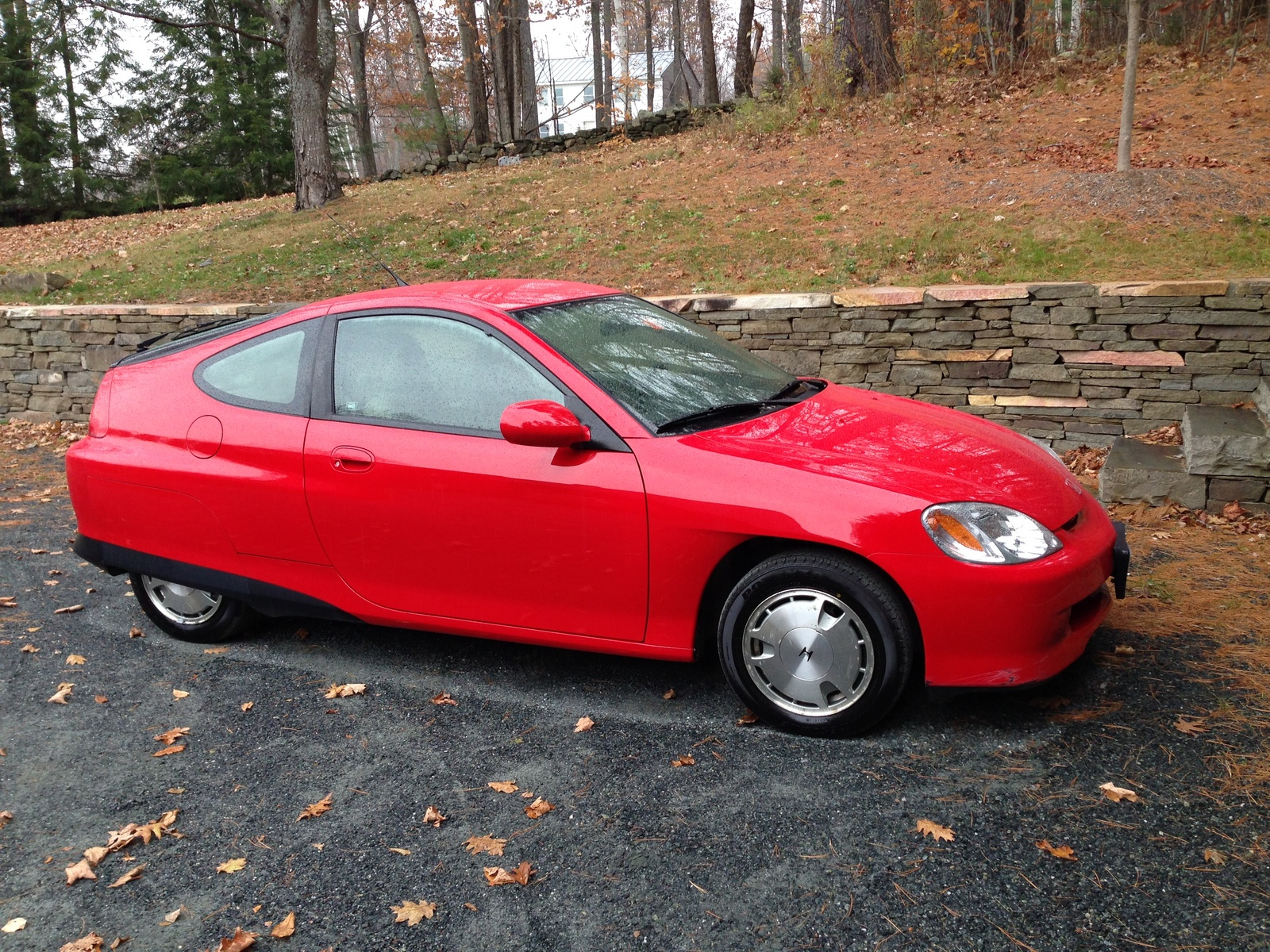 Picture of 2005 Honda Insight 2 Dr STD Hatchback