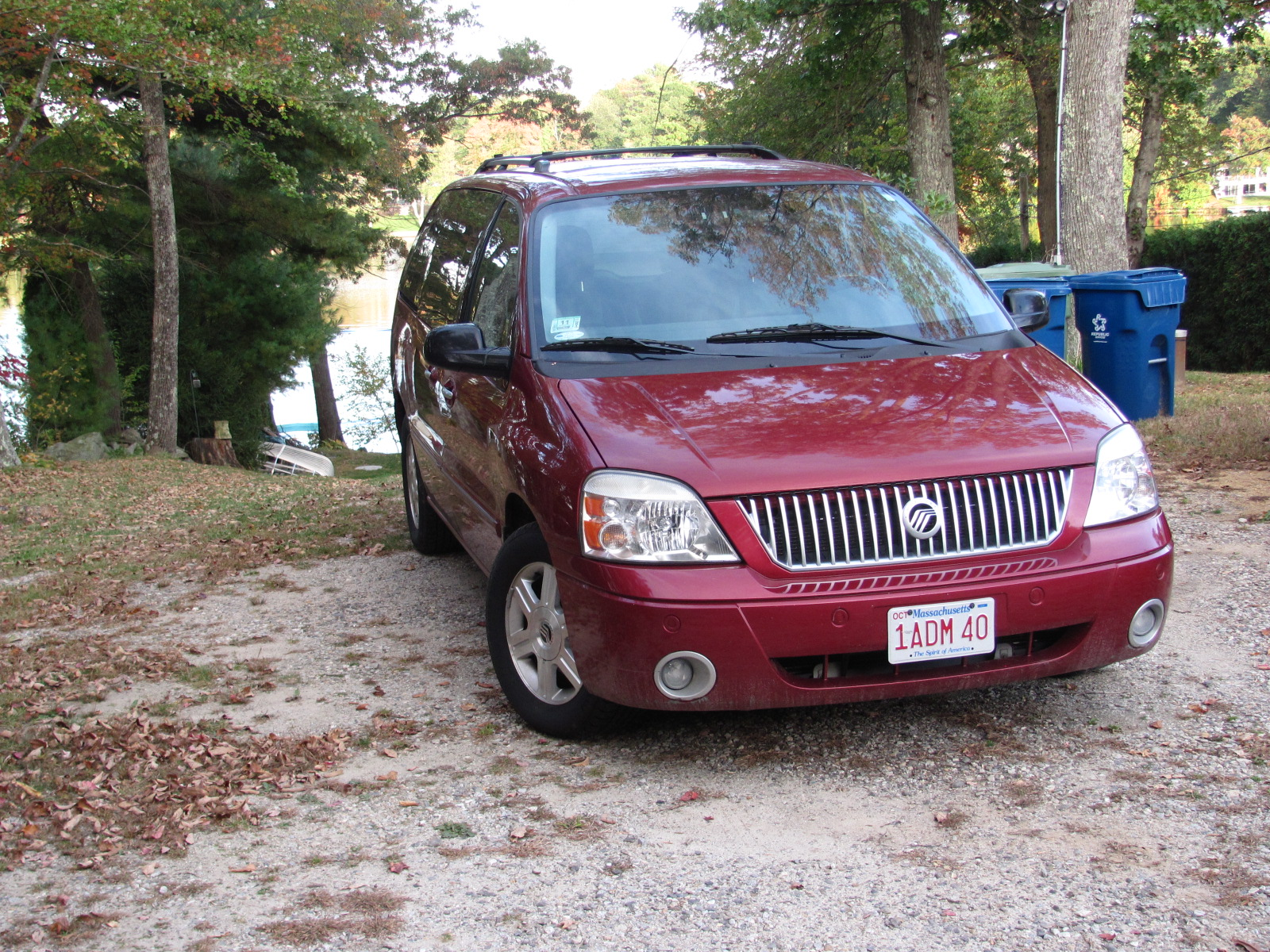 Picture of 2005 Mercury Monterey 4 Dr STD Passenger Van