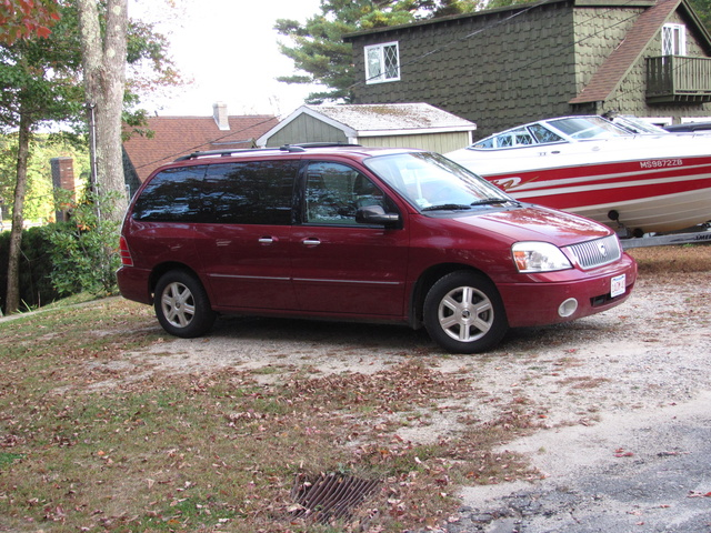 Picture of 2005 Mercury Monterey Convenience, exterior, gallery_worthy