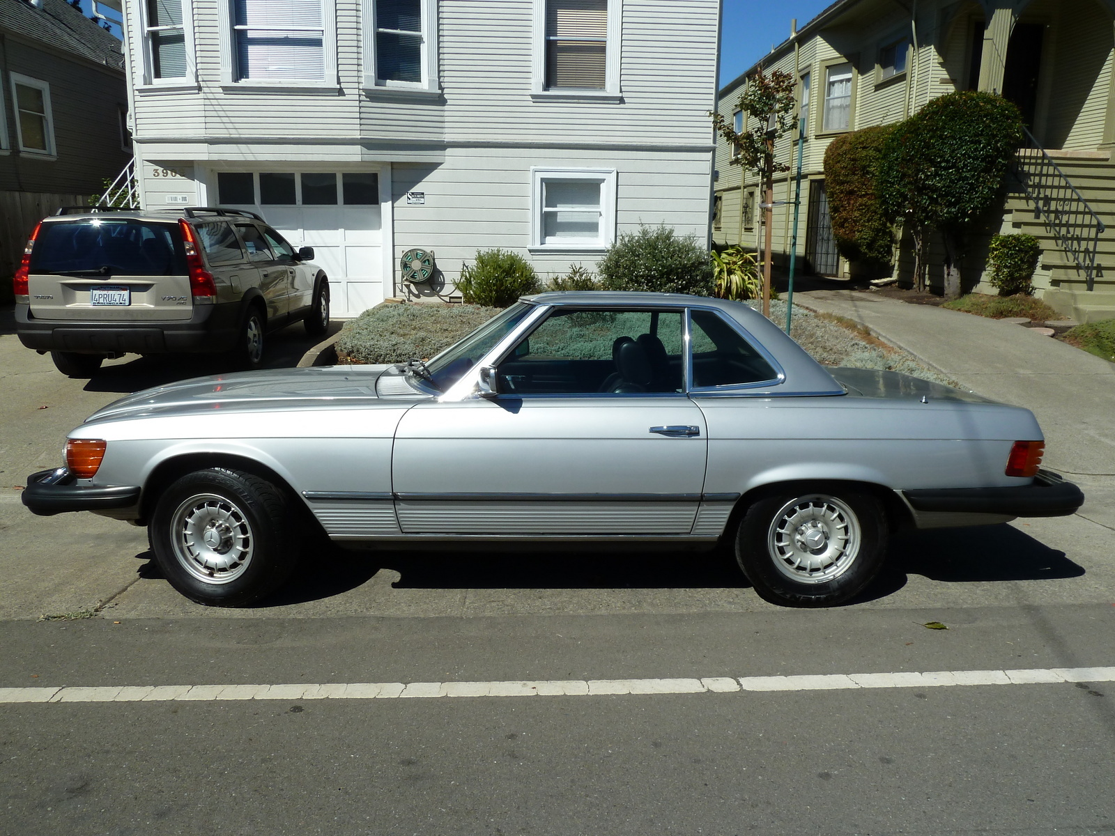Mercedes Benz Sl Class Questions I 39 M Looking To Sell A