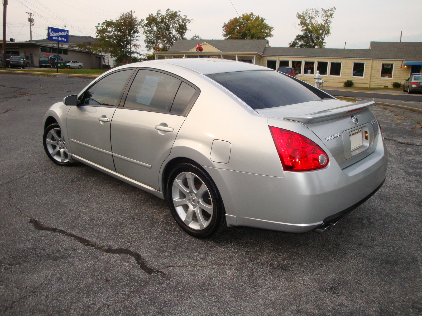 08 nissan maxima for sale autos post. Black Bedroom Furniture Sets. Home Design Ideas