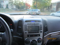 Picture of 2012 Hyundai Santa Fe GLS AWD, interior