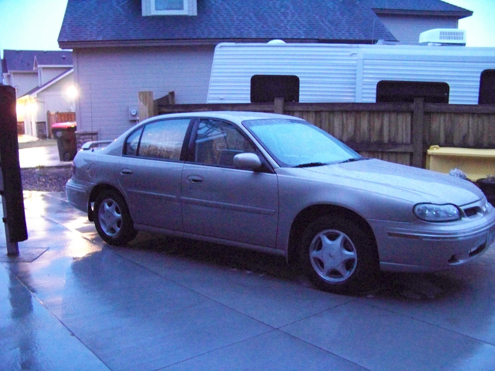 Picture of 1998 Oldsmobile Cutlass 4 Dr GL Sedan