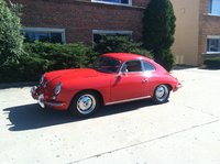 1960 Porsche 356 Overview