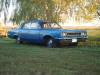 1967 AMC Rebel, 1967 AMC Rambler Rebel, exterior