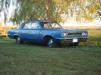 1967 AMC Rebel Picture Gallery