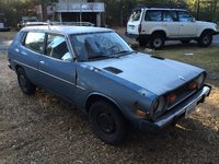 1978 Datsun F10, right front, exterior