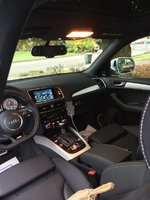 Picture of 2014 Audi Q5 3.0T Quattro Premium Plus, interior