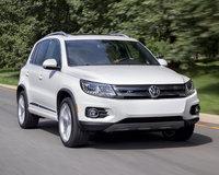 2014 Volkswagen Tiguan, Front-quarter view, exterior, manufacturer, gallery_worthy