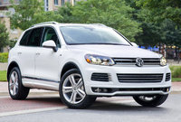 2014 Volkswagen Touareg Picture Gallery