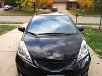 Picture of 2009 Honda Fit Sport w/ Nav, exterior, gallery_worthy