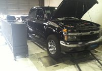 Picture of 2012 Chevrolet Colorado LT2 Crew Cab 4WD, exterior, engine