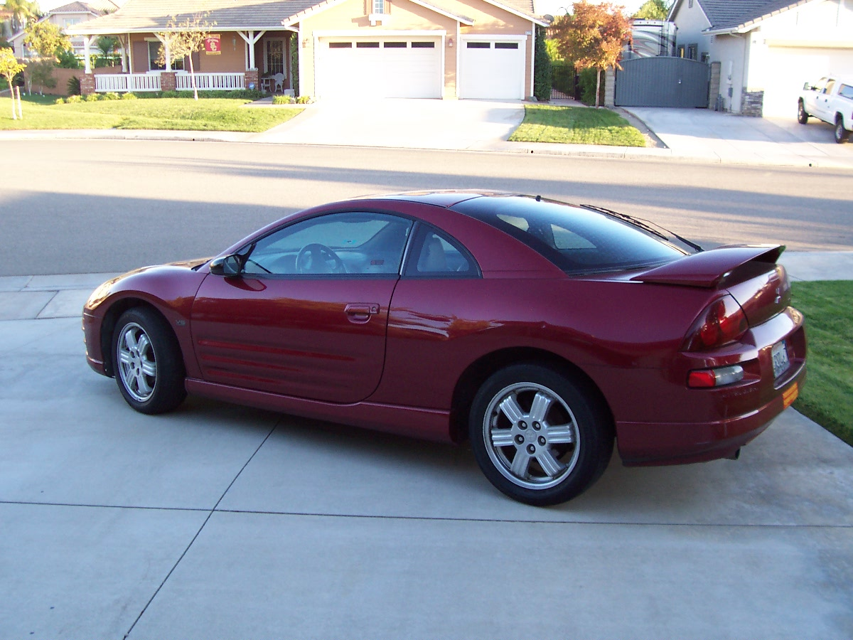 2001 mitsubishi eclipse pictures cargurus. Black Bedroom Furniture Sets. Home Design Ideas