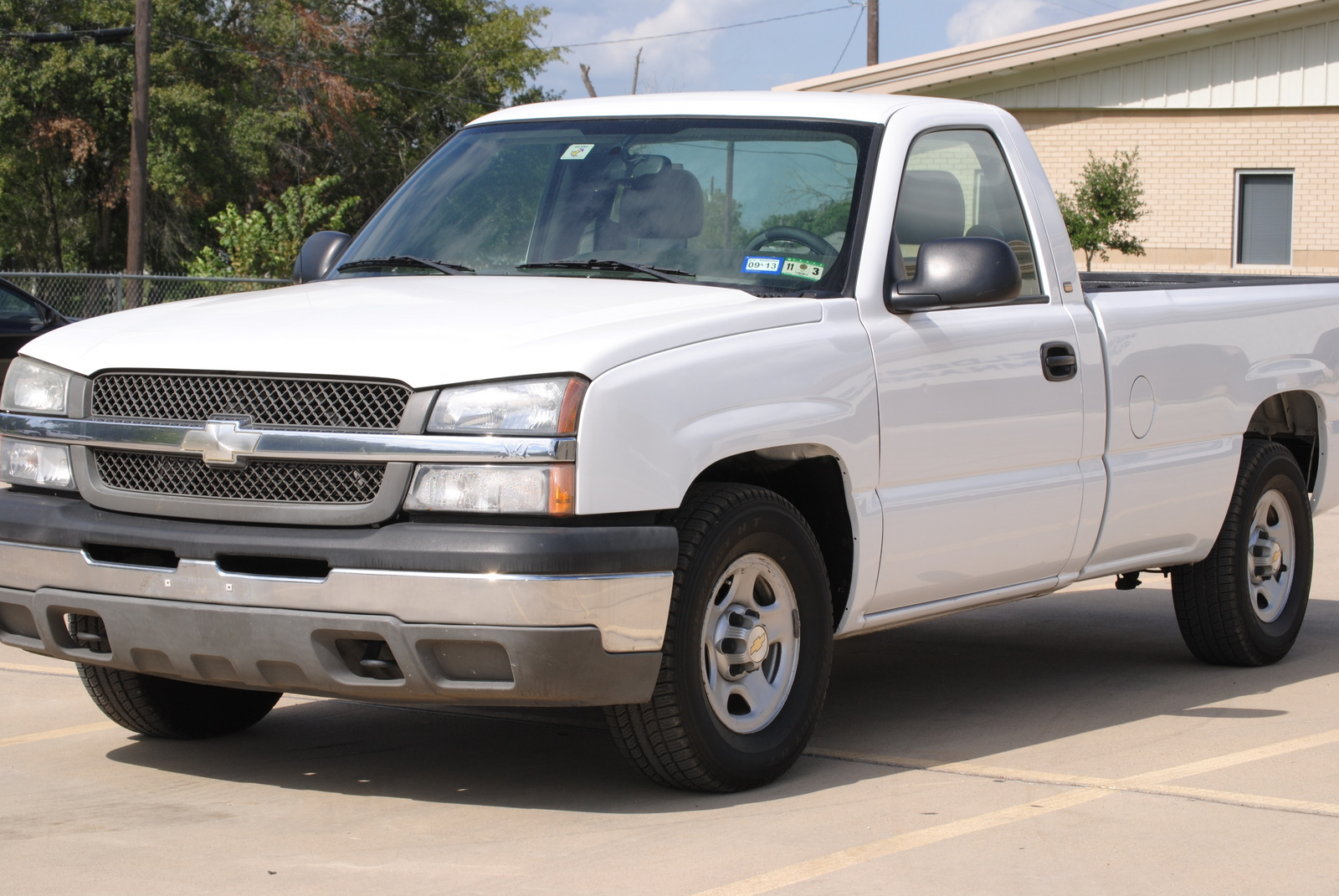 picture of 2004 chevrolet silverado 1500 ls long bed 2wd exterior. Cars Review. Best American Auto & Cars Review