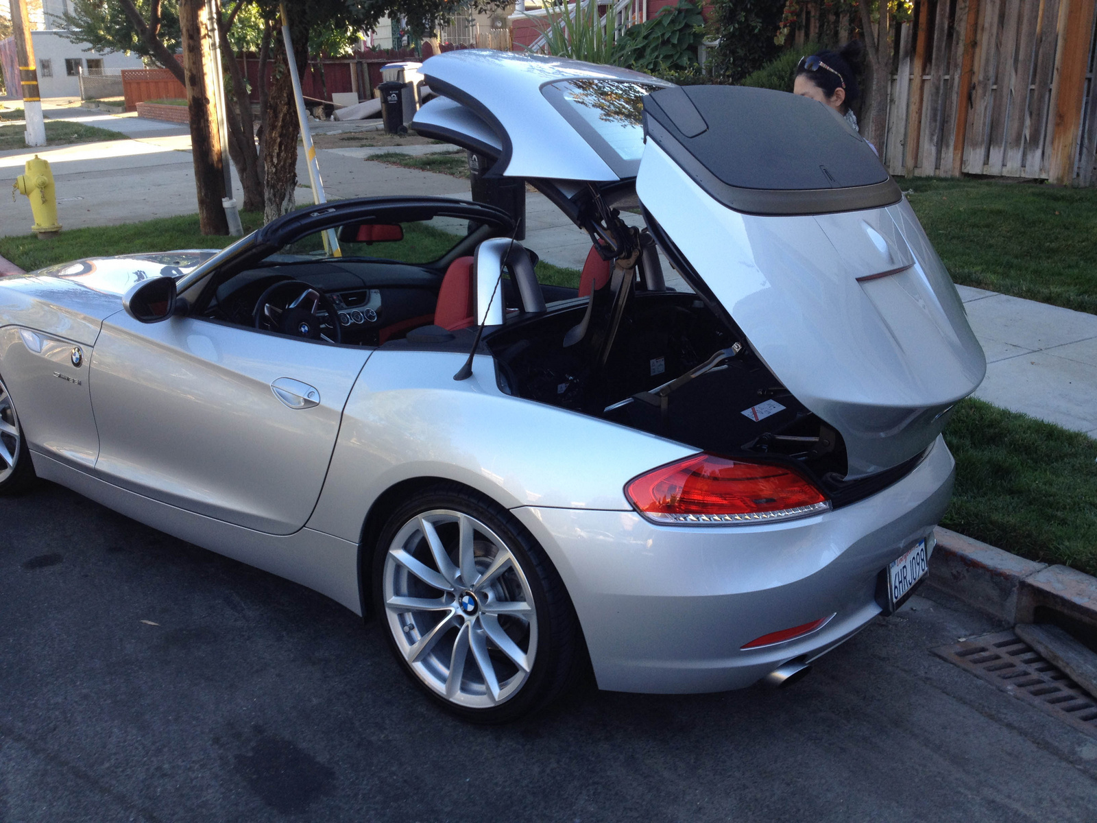 Used Bmw Z4 For Sale San Francisco Ca Cargurus