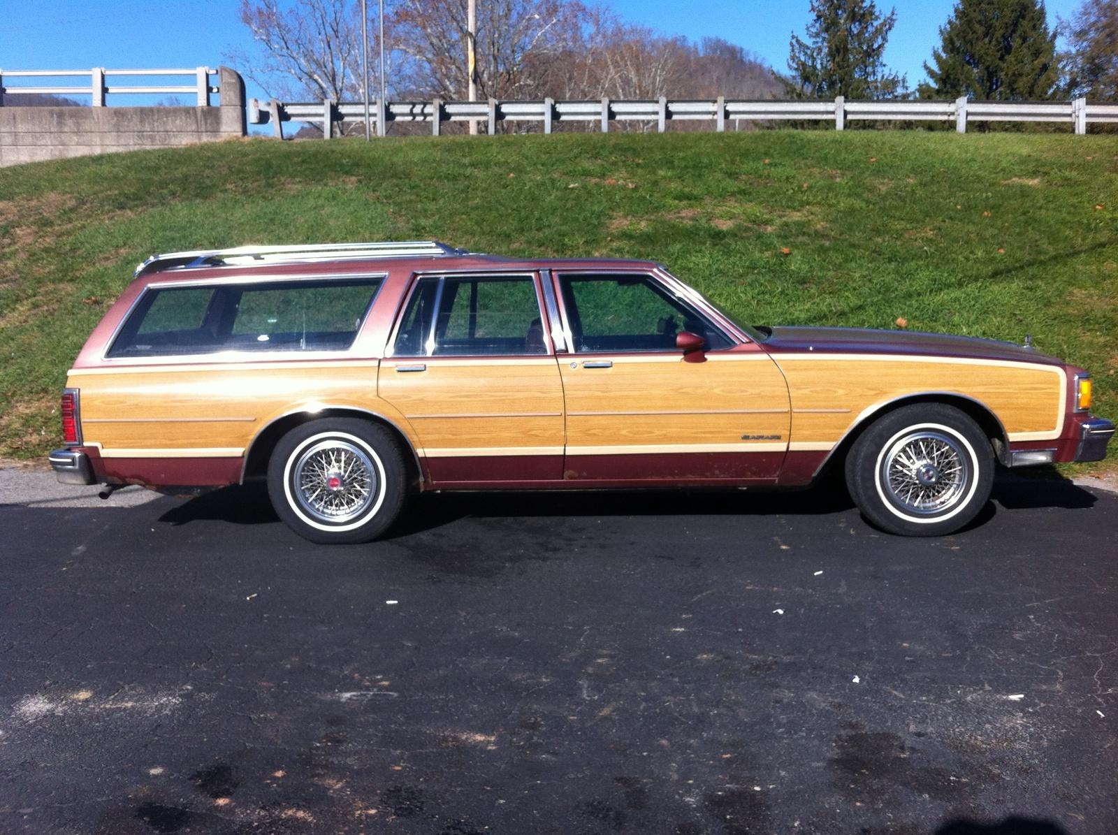 1987 Pontiac Bonneville Overview Cargurus