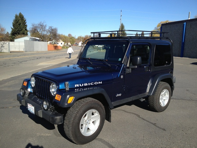 2004 Jeep Wrangler - Pictures
