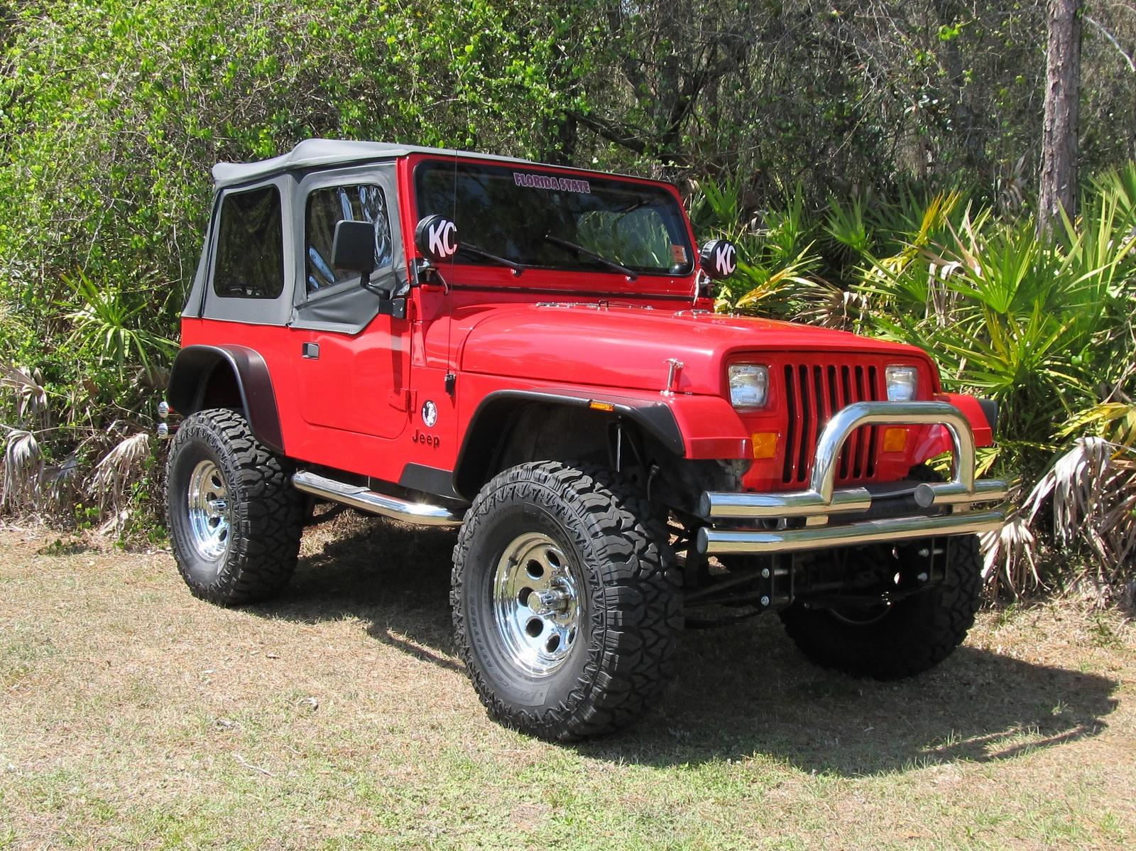 1988 Jeep Wrangler Pictures Cargurus