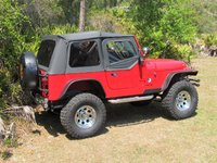 Picture of 1988 Jeep Wrangler 4WD, exterior, gallery_worthy