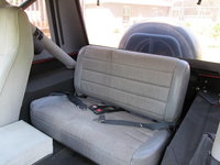 Picture of 1988 Jeep Wrangler STD 4WD, interior