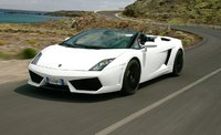 2013 Lamborghini Gallardo LP 550-2 Spyder, the car indeed, exterior