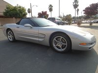 Picture of 2000 Chevrolet Corvette Convertible, exterior