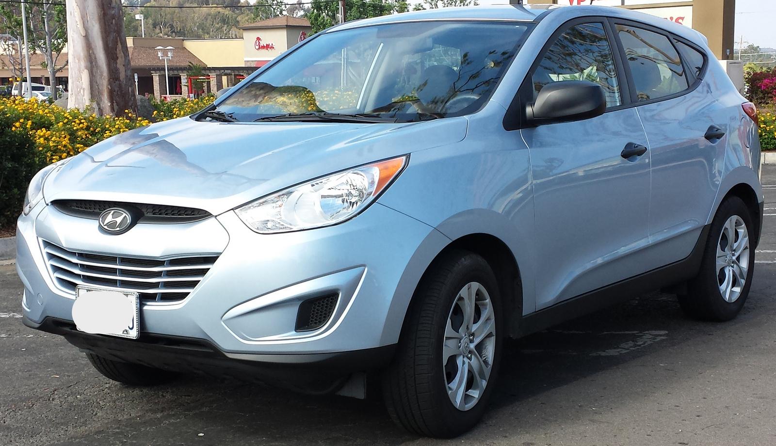 2010 Hyundai Tucson Exterior Pictures Cargurus