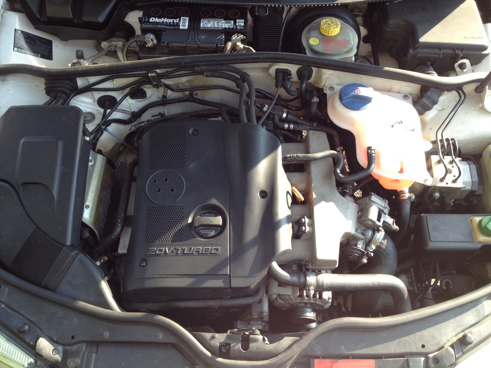 2000 Vw Passat Turbo Upgrade Volkswagen Car 1999 Jetta Engine Diagram Circuit Wiring And Hub