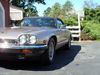 1991 Jaguar XJ-S Overview