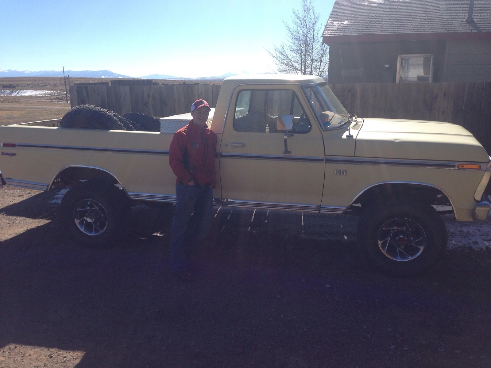 ford f 150 questions ford f150 quit running while i was driving 1977 Ford F-250 Highboy ford f150 quit running while i was driving it s a 73 highboy