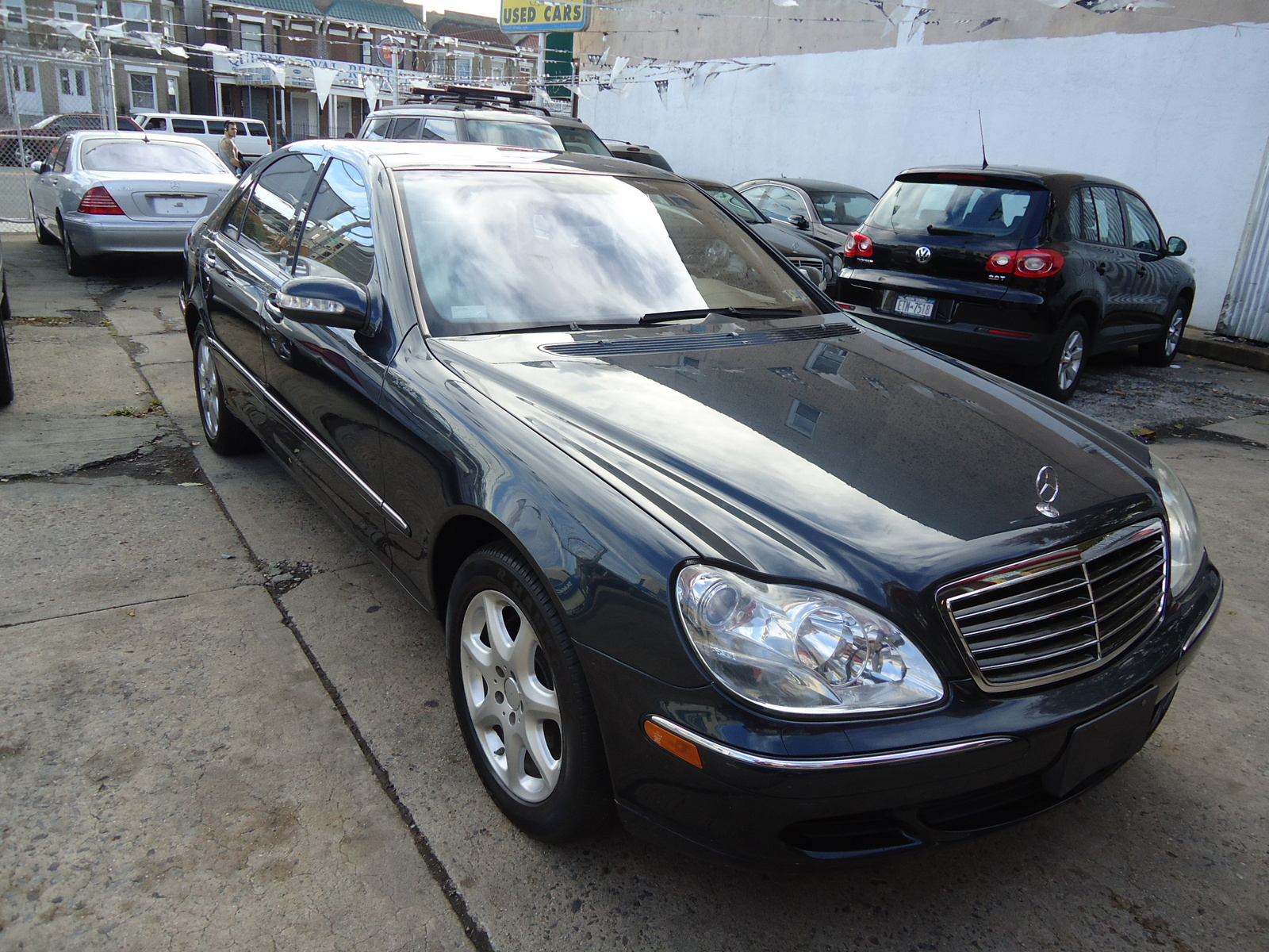 2006 mercedes benz s class trim information cargurus for 2006 s430 mercedes benz