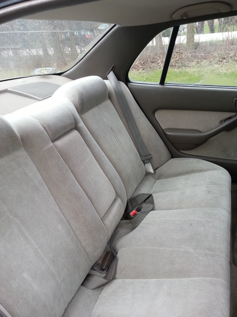 Picture of 1996 Toyota Camry LE, interior
