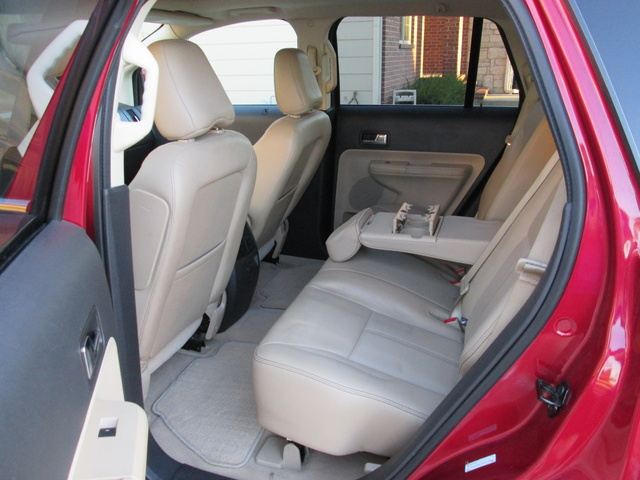 Picture of 2009 Ford Edge Limited, interior, gallery_worthy