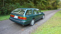 Picture of 1993 Honda Accord LX Wagon, exterior