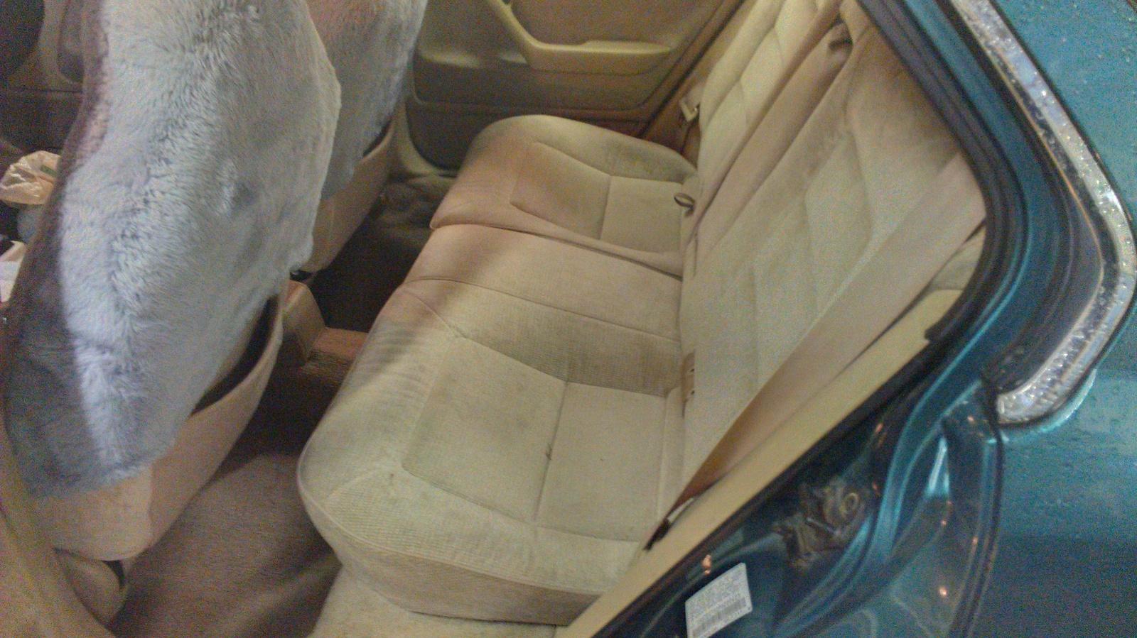 Picture of 1993 Honda Accord LX Wagon, interior