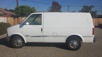 1998 Chevrolet Astro Cargo Van Overview