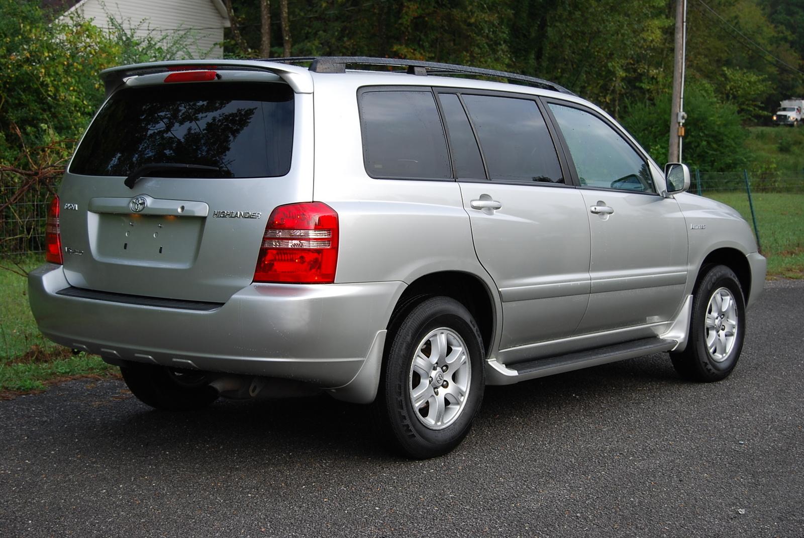 2002 Toyota Highlander Pictures Cargurus