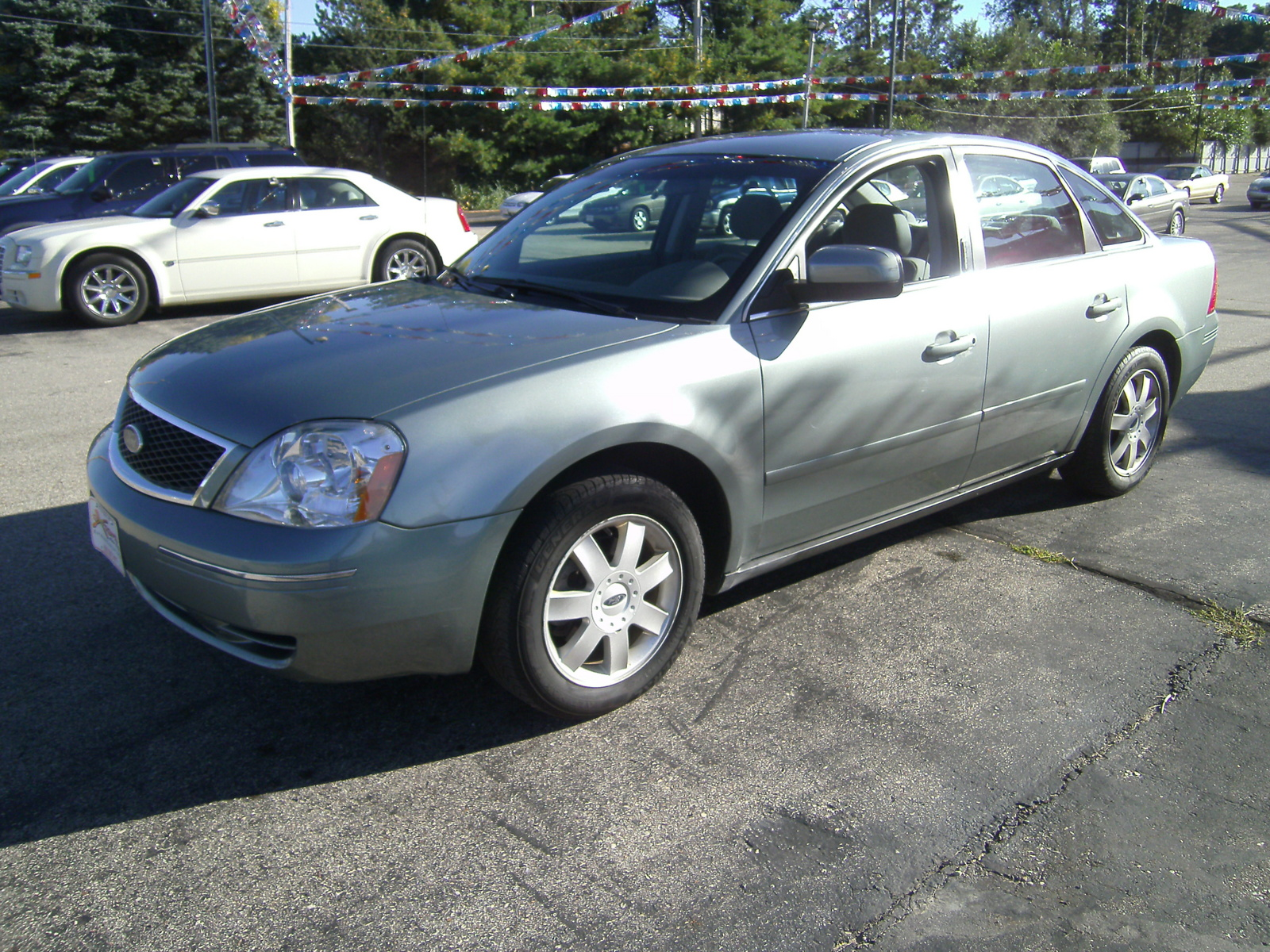 2005 Ford Five Hundred Pictures Cargurus