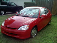 2006 Honda Insight Overview