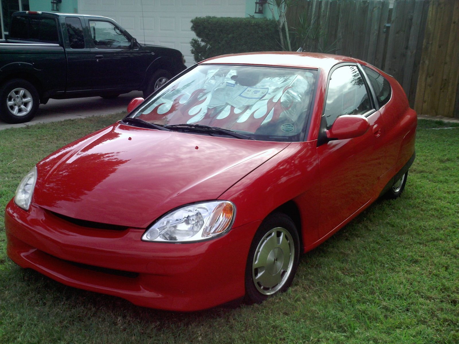 Picture of 2006 Honda Insight Hatchback