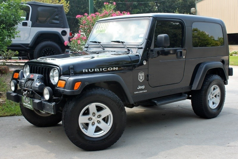 Jeep Patriot Sport Reviews Picture of 2006 Jeep Wrangler Unlimited Rubicon, exterior