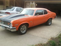 1972 Chevrolet Nova Picture Gallery