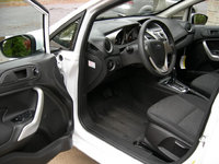 Picture of 2012 Ford Fiesta SE Hatchback, interior