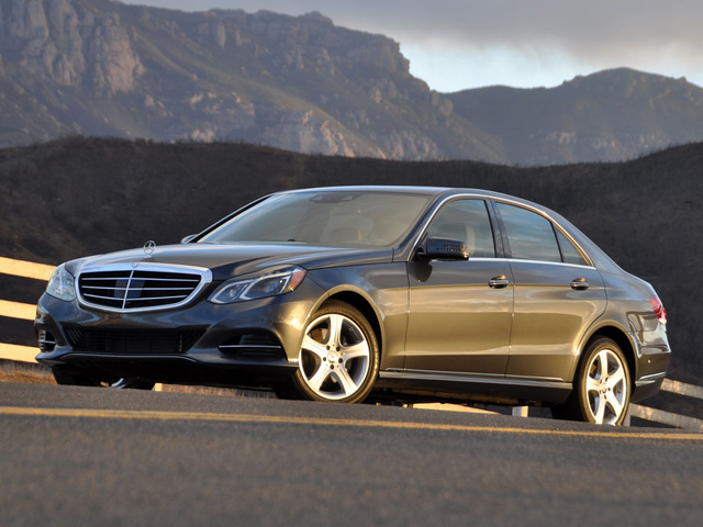 2014 Mercedes-Benz E-Class E 350 Luxury 4MATIC, 2014 Mercedes-Benz E350 4Matic, exterior