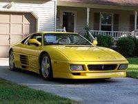 1992 Ferrari 348, Ferrari 348ts, exterior